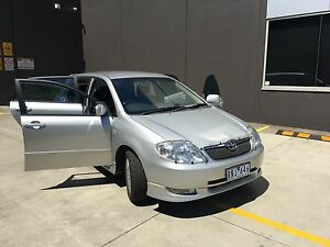 2002 Toyota Corolla Hatchback Elwood Port Phillip Preview