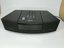 Bose Wave Radio CD Player Stereo Alarm Clock AWRC1G NO REMOTE Tested & Working