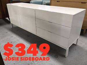 15 Various TV Units and Buffet Units - 50% off RRP Epping Whittlesea Area Preview