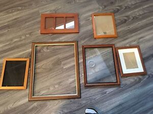 For sale:Frames