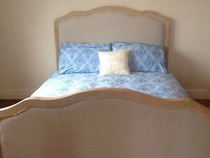 French Provincial Queen Size Bed Jannali Sutherland Area Preview