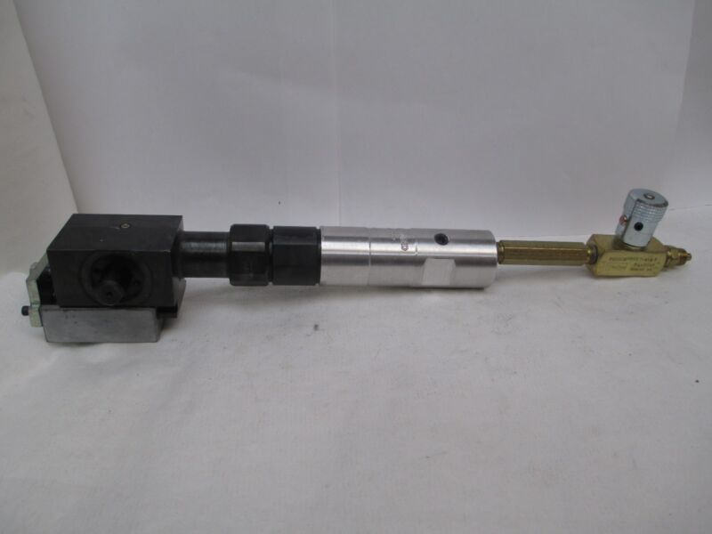 INGERSOLL-RAND AIR PNEUMATIC RIGHT ANGLE GEAR MOTOR 3RLM2D5 VSM-5357 1100 RPM