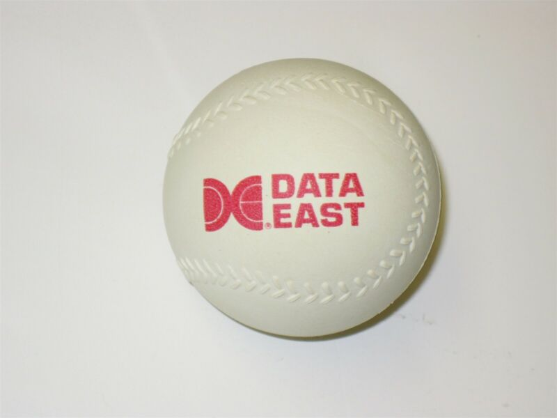 Data East Pinball Promotional Ball