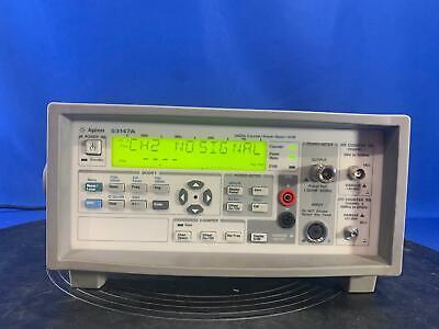 Agilent 53147a Rf Power Meter