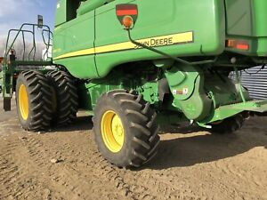 Upgrade your STS combine to 600/65r/28 radials