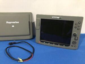 "Raymarine E120 12"" colour chartplotter Coomera Gold Coast North Preview"
