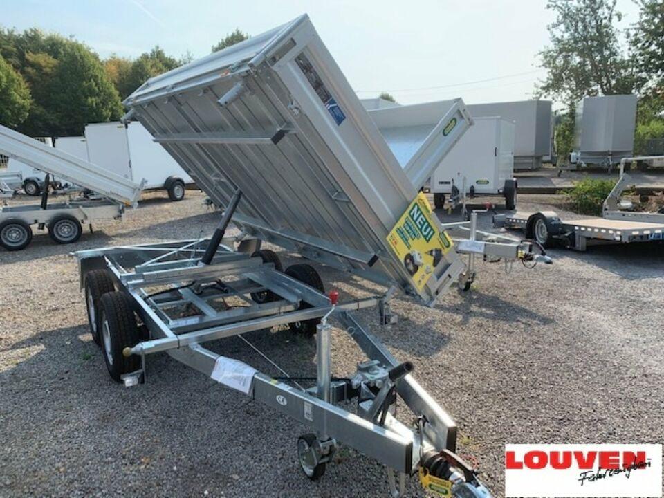 Unsinn WEB34 Pumpless Tandem-Dreiseitenkipper 2600 kg von Louven in Emmerich am Rhein