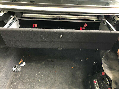 Ford Crown victoria Electric Trunk Gun Locker Safe