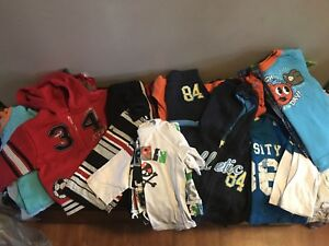Boy's 18 month Clothing Lot