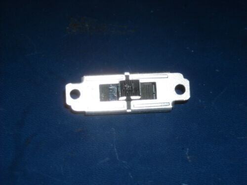 3 pcs SWITCHCRAFT  46311LDRX 3 position SLIDE SWITCH locking