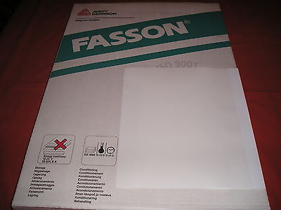 Fasson Self Adhesive Paper A3 (Laser/Inket Labels) 50 SHEETS (MATT FINISH)