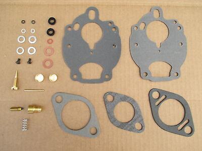 Carburetor Rebuild Kit For Ih International 666 674 686 756 766 93 Combine