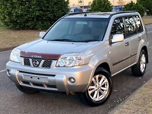 06 1 year warranty 4x4 ST-S Sunroof Nissan X-trail Rocklea Brisbane South West Preview