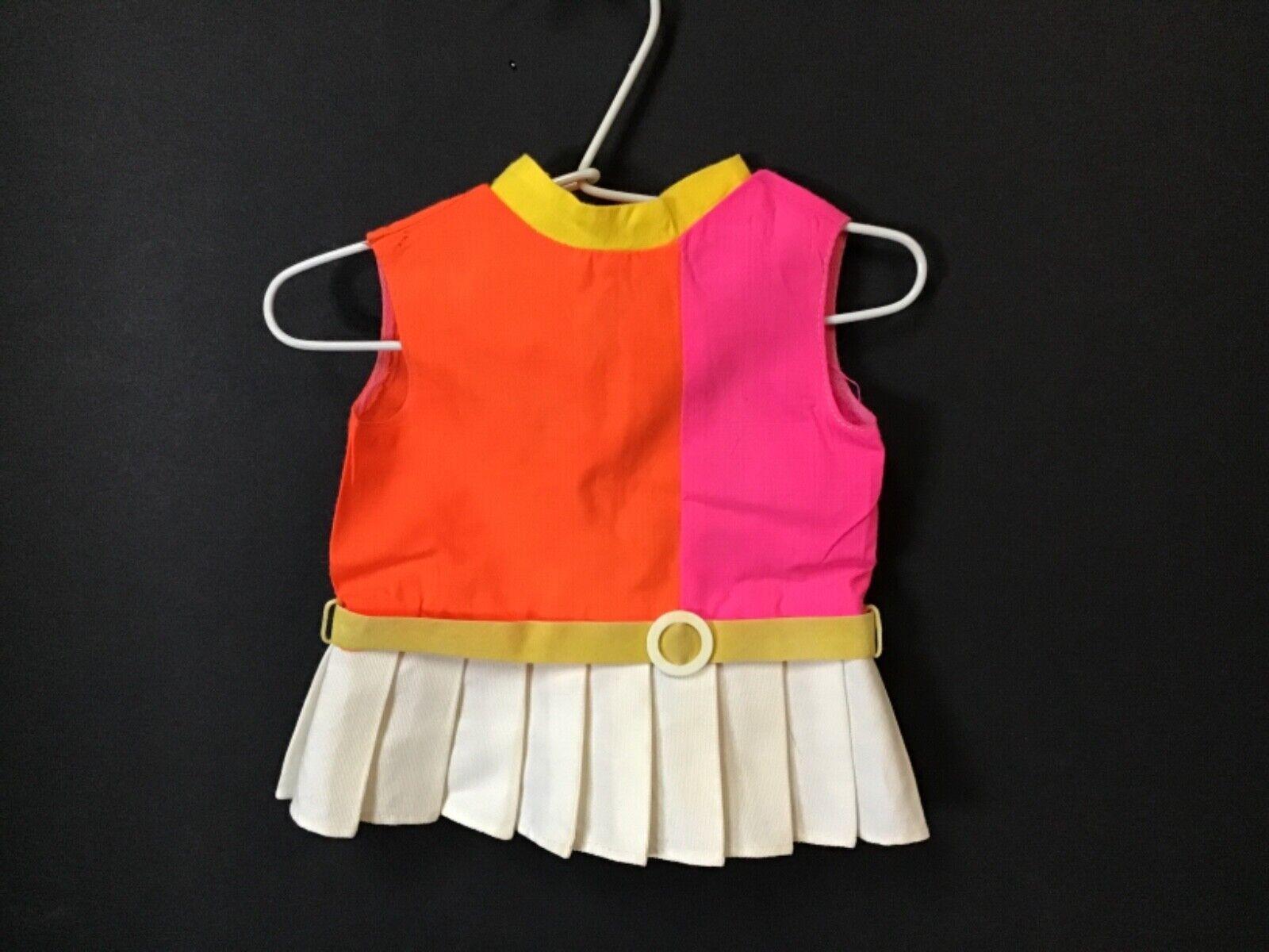 Vintage SWINGY Mattel, 1968 20 Doll DRESS - $12.00