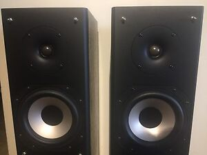 Soundstage 3.0 Tower Speakers -- 150 watts --