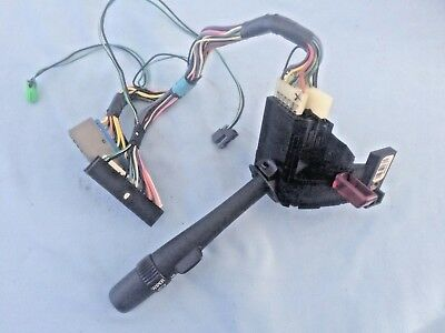 TURN SIGNAL SWITCH LEVER: Cadillac GMC Pickup Truck SUV 26090413