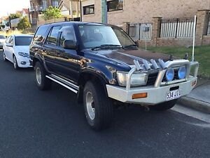 1995 Toyota 4Runner Maroubra Eastern Suburbs Preview