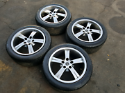 Holden Studs Pat 17s CSA Rims and Tyres Woodridge Logan Area Preview