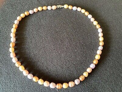 Honora Pearl Necklace, Pink, Gift Box, New