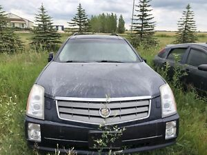 Cadillac SRX 2006 - parting out