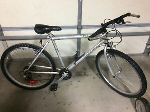 Mountain Bike (asking $50)