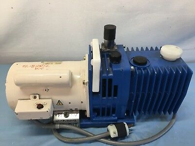 Working Ulvac G-100d Cleaned Vacuum Pump