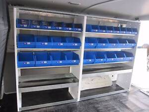 CENTRAL COAST VAN SHELVING SPECIALISTS Gosford Gosford Area Preview