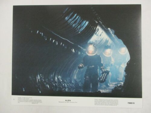 Vintage Complete Movie Lobby Card Set 1979 ALIEN Ridley Scott 20th Century Fox