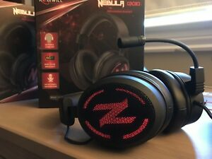 Rosewill GX30 RGB gaming headset w/ attached mic