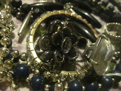 Cheap Trinkets (15 lbs~Vintage junk Jewelry,watches & trinkets for)
