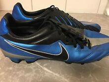 Nike T90 Football Boots size 11.5US Seacombe Heights Marion Area Preview