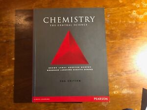 Chemistry The Central Science 3rd edition