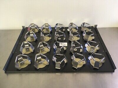 Orbital Shaker Mixer Platform W 20 Bottle Positions 25x18 Platform Pre-owned