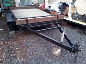 heavy duty 4x4 offroad trailer Woy Woy Gosford Area Preview