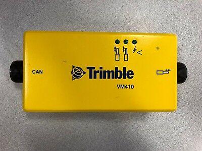 Trimble Vm410 Valve Module For Gcs900 3d Gps Dozer Grader Autos Pn 0395-1240