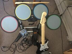 Rock band for Ps3 and Ps4