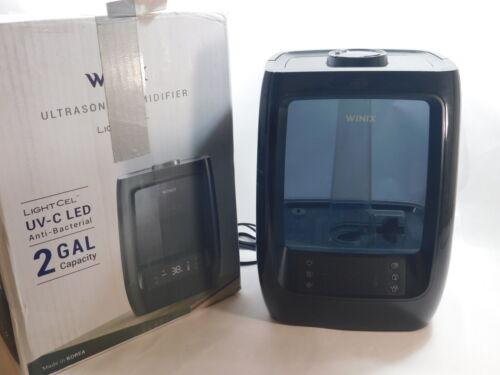 Winix 2 Gallon Ultrasonic Humidifier w/ LightCel UV + LED Technology L200 (#2)