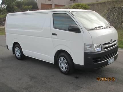 2009 Toyota Hiace Van/Minivan Boronia Knox Area Preview