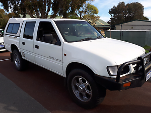 2001 holden rodeo 4X4 diesel South Lake Cockburn Area Preview