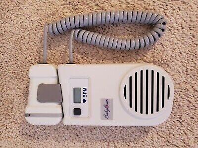 Babybeat Display Nicolet Fetal Doppler