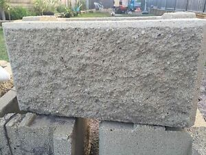Retaining wall Sandstone blocks Pitt Town Hawkesbury Area Preview