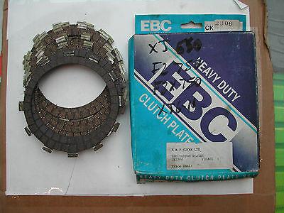 EBC Heavy Duty Clutch Kit CK2306 fits FZS600 FZ6R, FZ750, xj550 xj600n diversion