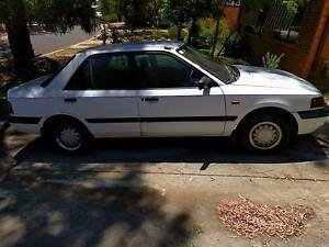 1991 Mazda 323 Sedan Capital Hill South Canberra Preview
