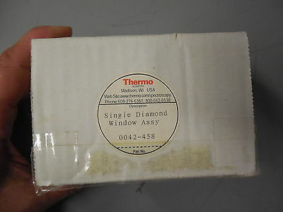 Thermo Nicolet Ftir Continuum Microscope Single Diamond Window Assembly 0042-458