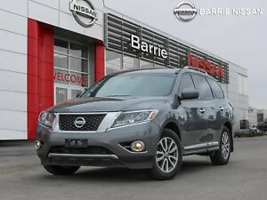 2016 Nissan Pathfinder MANY FEATURES ON MID SIZED SUV