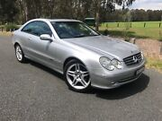 Mercedes Benz CLK320 Bulleen Manningham Area Preview