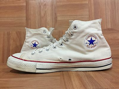Vintage🇺🇸 Converse Chuck Taylor All Star Hi Made In The USA Sneakers Sz 12.5