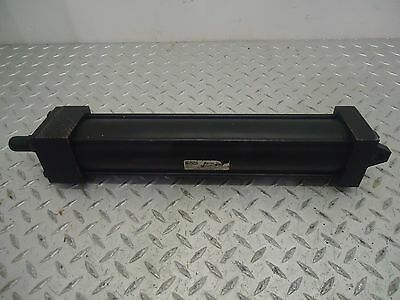 Parker 12 Stroke 3 Bore Hydraulic Cylinder 1400 Psi