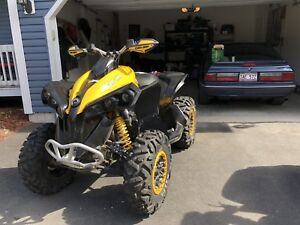 2014 Can-Am Renegade 1000XXC