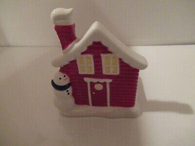 Snowman Soap Dispenser (NEW Bath & Body Works Snowman Christmas Foaming Soap Holder Dispenser)
